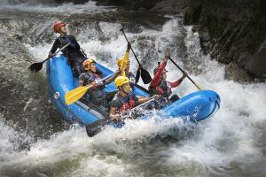PSA HM Ribbons - Tan Tong Toon (Malaysia) <br /> White Water Rafting 002
