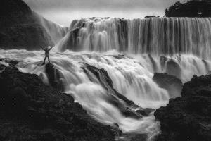 SPP HM Ribbons - Nutkamol Komolvanich (Thailand) <br /> Waterfall Advanture