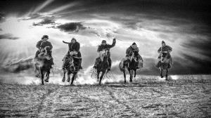 FIAP HM Ribbons - Hugo Chan (USA) <br /> Horse Galloping