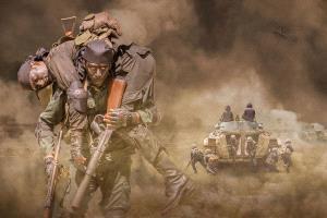 SPP HM Ribbons - Pandula Bandara (Sri Lanka) <br /> Fallen Heros Never Been Alone