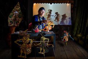 SPP HM Ribbons - Siew Thong Chu (Malaysia) <br /> Wayang Kulit Maker
