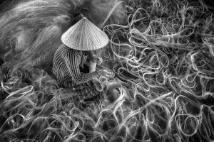 SPP Silver Medal - Kaan Yuan Chiam (Malaysia) <br /> Beautiful Fishing Net